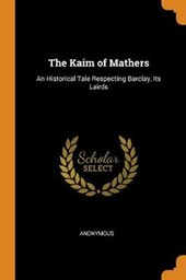 The Kaim of Mathers