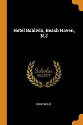 Hotel Baldwin, Beach Haven, N.J
