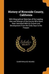 History of Riverside County, California