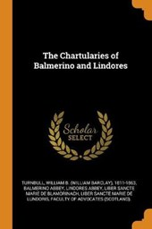The Chartularies of Balmerino and Lindores