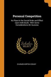 Personal Competition