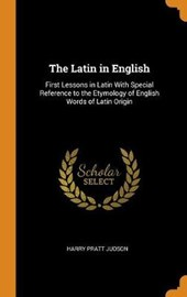 The Latin in English