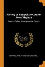 History of Hampshire County, West Virginia