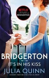 Bridgerton (07): it's in his kiss (nw edn)