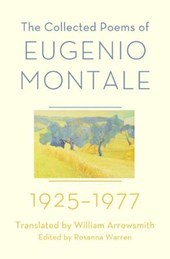 The Collected Poems of Eugenio Montale 1925-1977