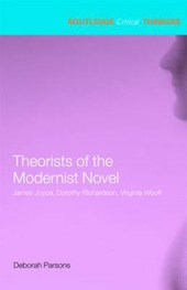 Theorists of the Modernist Novel