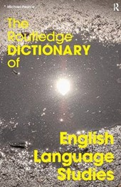 Routledge Dictionary of English Language Studies