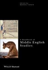 Turner, M: Handbook of Middle English Studies