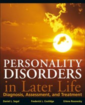 Personality Disorders and Older Adults