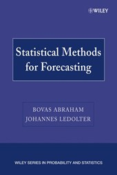 Statistical Methods for Forecasting