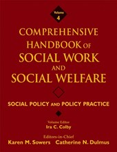 Comprehensive Handbook of Social Work and Social Welfare
