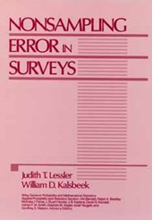 Nonsampling Error in Surveys