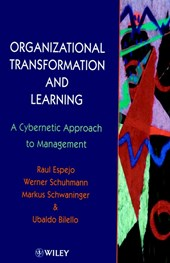 Organizational Transformation and Learning