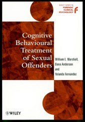 Cognitive Behavioural Treatment of Sexual Offenders