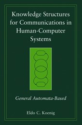 Knowledge Structures for Communications in Human-Computer Systems