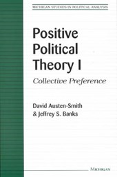 Positive Political Theory I