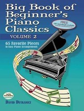 Big Book of Beginner's Piano Classics Volume Two