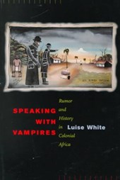 Speaking with Vampires