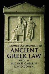 The Cambridge Companion to Ancient Greek Law