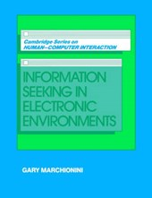 Information Seeking in Electronic Environments