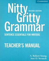 Nitty Gritty Grammar Teacher's Manual