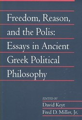 Freedom, Reason, and the Polis: Volume 24, Part 2