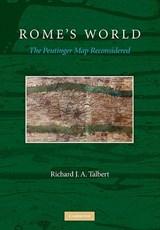 Rome's World | Richard J. A. Talbert |