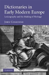 Dictionaries in Early Modern Europe