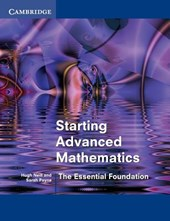Starting Advanced Mathematics