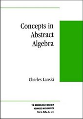 Concepts In Abstract Algebra