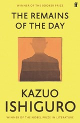 Remains of the Day   Kazuo Ishiguro  