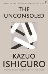 Unconsoled   Kazuo Ishiguro  