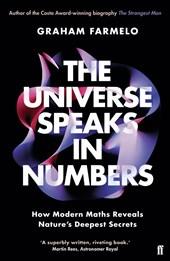 The universe speaks in numbers
