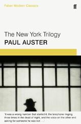 New York Trilogy (faber modern classics)   Paul Auster  