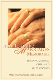 How to Make Marriages Memorable