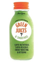 Green Juices & Smoothies