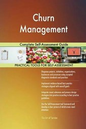 Churn Management Complete Self-Assessment Guide