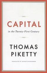 Capital in the Twenty-First Century | Thomas Piketty |