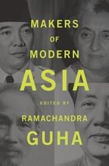 Makers of modern asia | Ramachandra Guha |