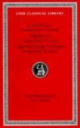 Catullus. Tibullus. Pervigilium Veneris   Catullus ; Tibullus ; F. W. Cornish ; J. P. Postgate  