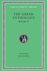 Greek Anthology   auteur onbekend  