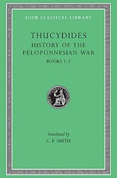 History of the Peloponnesian War, Volume I