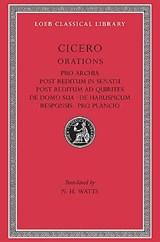 Pro Archia. Post Reditum in Senatu. Post Reditum ad Quirites. De Domo Sua. De Haruspicum Responsis. Pro Plancio   Cicero  