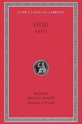 Fasti | Ovid ; A. H. Armstrong ; Sir J.G. Frazer |