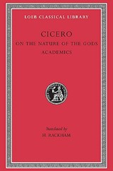 On the Nature of the Gods. Academics | Cicero |