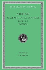 Anabasis of Alexander | Arrian ; P. A. Brunt |