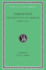 Description of Greece, Volume III | Pausanias ; W. H. S. Jones |