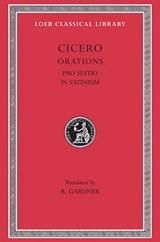 Pro Sestio. In Vatinium | Cicero |