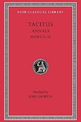 Annals: Books 13 - 16 | Cornelius Tacitus ; John Jackson |