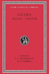 Rhetorical Treatises - Brutus, Orator L342 V 5 (Trans. Hendrickson)(Latin) | Cicero |